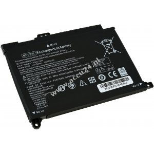 Accu voor Laptop HP Pavilion PC 15 Touch / Type HSTNN-UB7B