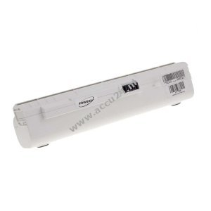 Accu voor Acer Aspire One Serie 6600mAh wit