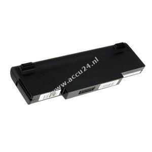 Accu voor Asus F2/ Asus F3 Serie/ Type A33-F3 6900mAh